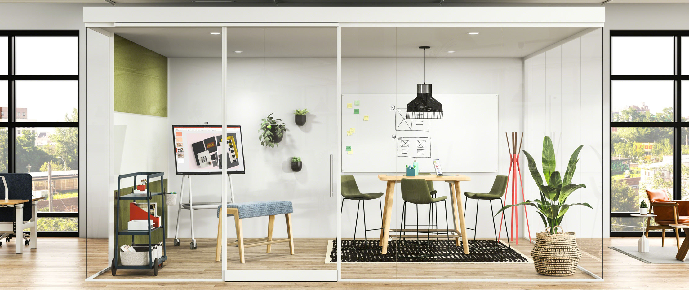 Think Tank Office Space Design Ideas Steelcase