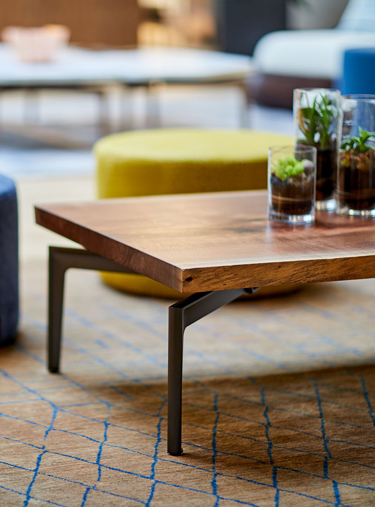 Turnstone Bassline Tables Steelcase